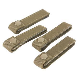 "Condor 4"" MOD Straps (4 Pack) Tan"