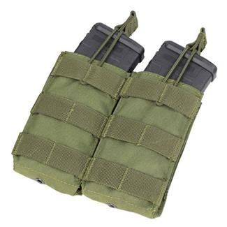 Condor Double M4 / M16 Open Top Mag Pouch Olive Drab