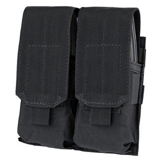 Condor Double M4 Mag Pouch Black
