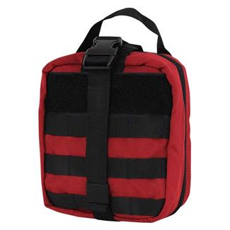 Condor Rip-Away EMT Pouch Red