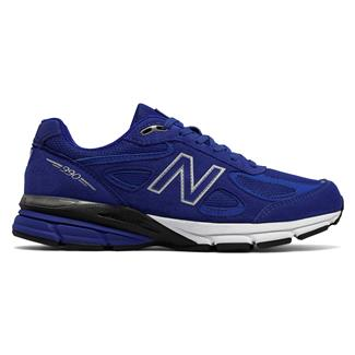 New Balance 990v4 UV Blue / Silver