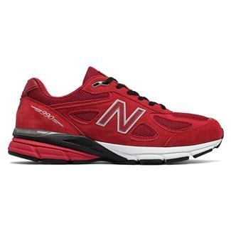 New Balance 990v4 Alpha Red / Balck