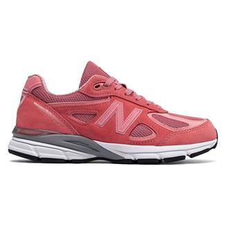 New Balance 990v4 Sunrise / Rose Gold