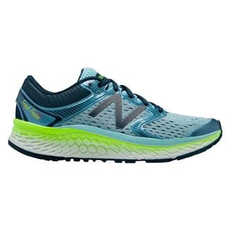 New Balance Fresh Foam 1080 v7 Ozone Blue Glo / Lime Glo