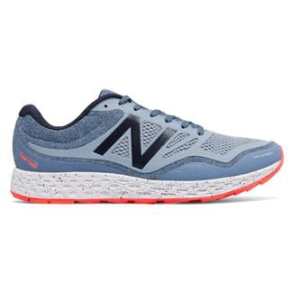 New Balance Fresh Foam Gobi Dark Porcelain / Blue / Alpha Orange