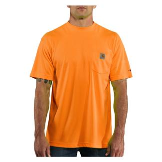 Carhartt Force Hi-Vis Color Enhanced T-Shirt Brite Orange
