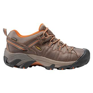 Keen Targhee II WP Bungie Cord / Burnt Orange