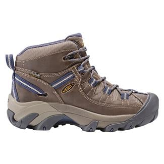 Keen Targhee II Mid WP Goat / Crown Blue
