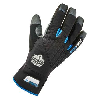 Ergodyne Thermal Waterproof Utility Gloves Black