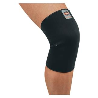 Ergodyne Neoprene Knee Sleeve Black