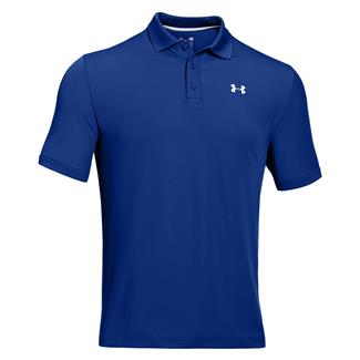 Under Armour Performance Polo Royal