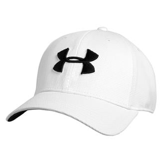 Under Armour Blitzing II Cap White / Black