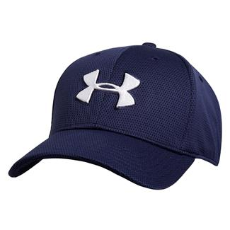 Under Armour Blitzing II Cap Midnight Navy / White
