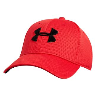 Under Armour Blitzing II Cap Red / Black