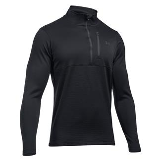 Under Armour Gamulite 1/2 Zip Jacket Black / Stealth Gray
