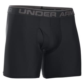 Under Armour Original 6'' BoxerJock Boxer Brief Black