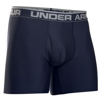 Under Armour Original 6'' BoxerJock Boxer Brief Midnight Navy