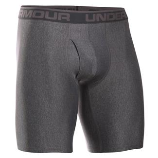 Under Armour Original 9'' BoxerJock Boxer Briefs Carbon Heather