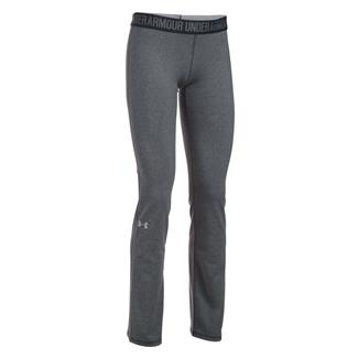 Under Armour Favorite Pants Carbon Gray Heather / Metallic Silver