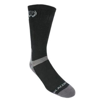 Blackhawk Medium Weight Boot Sock Wool / Acrylic Black