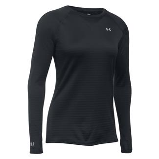 Under Armour Base 2.0 Crew Shirt Black