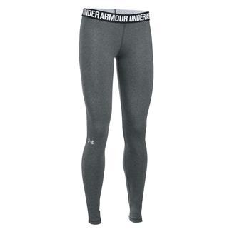 Under Armour Favorite Leggings Carbon Gray Heather / Metallic Silver