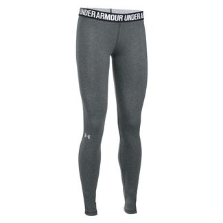 Under Armour Favorite Leggings Carbon Gray Heather / Metallic Silver