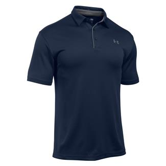 Under Armour Tech Polo Midnight Navy