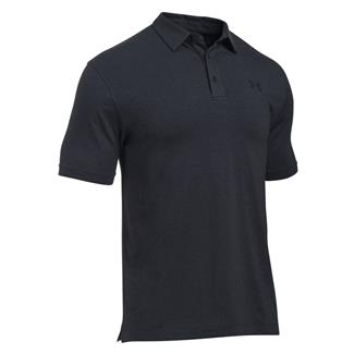 Under Armour Tactical Charged Cotton Polo Black