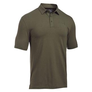 Under Armour Tactical Charged Cotton Polo Marine OD Green