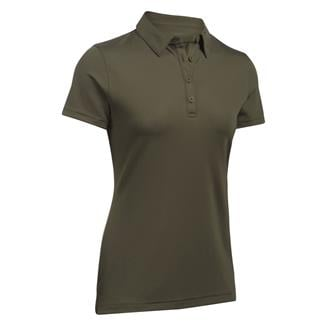 Under Armour Tactical Performance Range Polo Marine OD Green