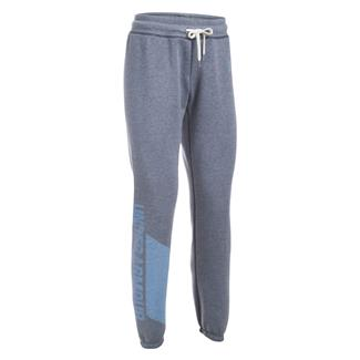 Under Armour Favorite Fleece Pants Midnight Navy  / Carolina Blue