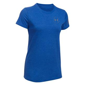 Under Armour Freedom Flag T-Shirt Royal / Graphite