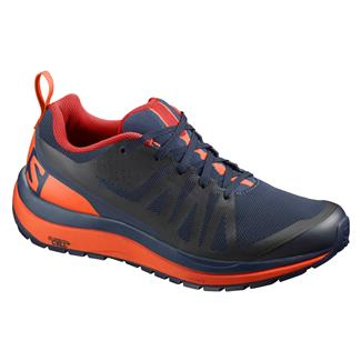 Salomon Odyssey Pro Navy Wil / Flame / Fiery Red