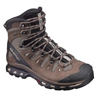Salomon Quest 4D 2 GTX Fossil / Rain Drum / Humus