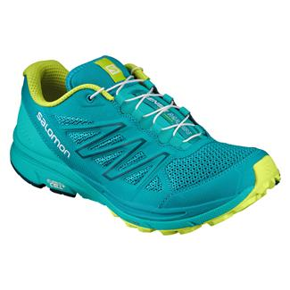 Salomon Sense Marin Deep Peacock Blue / Ceramic / Lime Punch