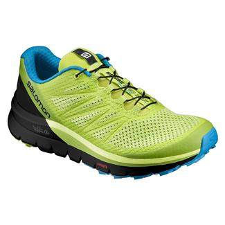 Salomon Sense Pro Max Lime Punch / Black / Hawaiian Ocean