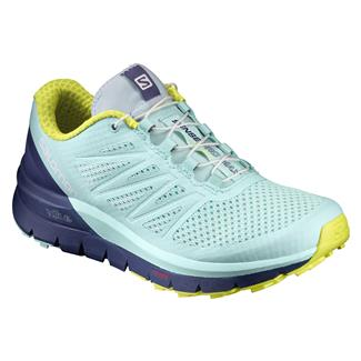 Salomon Sense Pro Max Fair Aqua / Crown Blue / Sulphur Spring