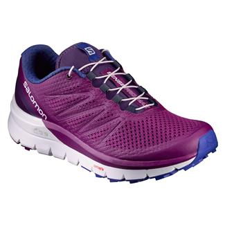 Salomon Sense Pro Max Grape Juice / White / Surf The Web
