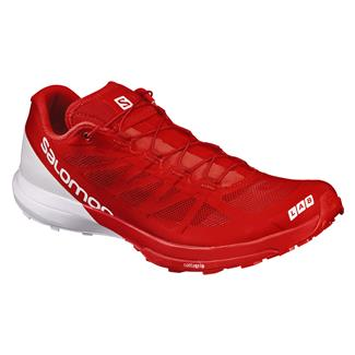 Salomon S-Lab Sense 6 Racing Red / White / White