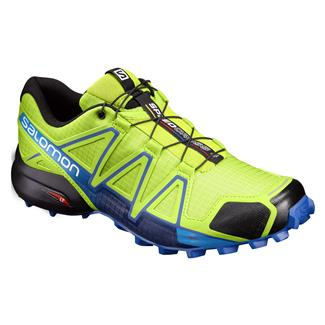 Salomon Speedcross 4 Lime Green / Nautical Blue / Hawaiian Ocean