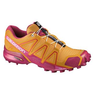 Salomon Speedcross 4 Bright Marigold / Sangria / Rose Violet