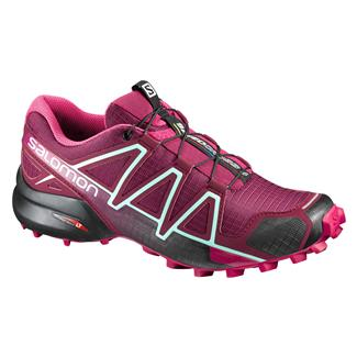 Salomon Speedcross 4 Tibetan Red / Sangria / Black
