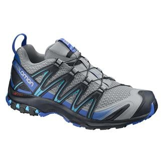 Salomon XA Pro 3D Quarry / Nautical Blue / Hawaiian Ocean