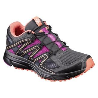 Salomon X-Mission 3 Magnet / Black / Rose Violet