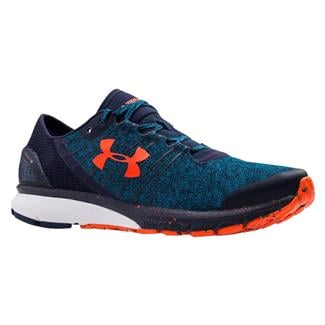 Under Armour Charged Bandit 2 Peacock / Midnight Navy / Bolt Orange