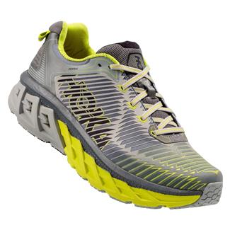 Hoka One One Arahi Cool Gray / Acid / Black
