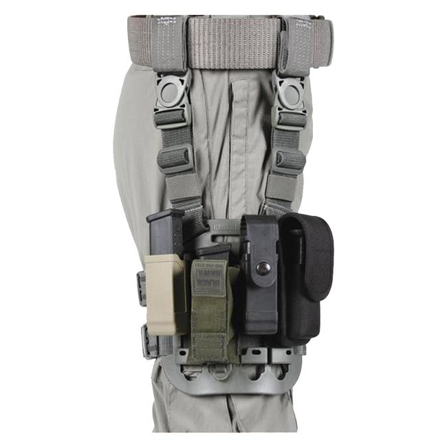 Blackhawk Modular Drop Leg Platform Foliage Green