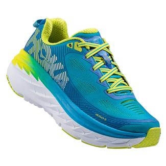 Hoka One One Bondi 5 Blue Jewel / Acid