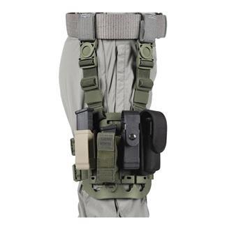 Blackhawk Modular Drop Leg Platform Olive Drab